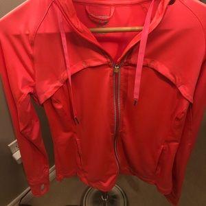 Mint Champion women's performance track jacket!!